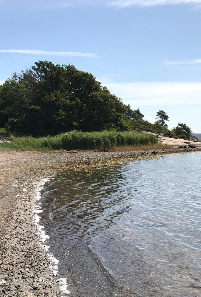 Fjällbacka Camping - Beach