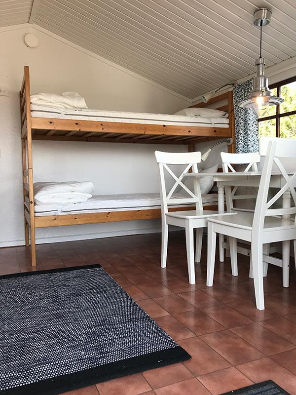 Fjällbacka Camping - Campingstugor