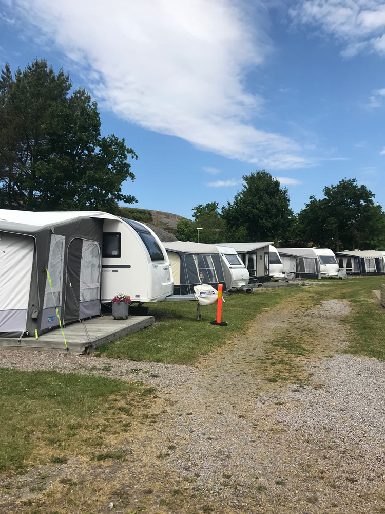 Fjällbacka Camping - Camping