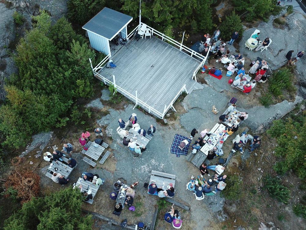Fjällbacka Camping - Environment