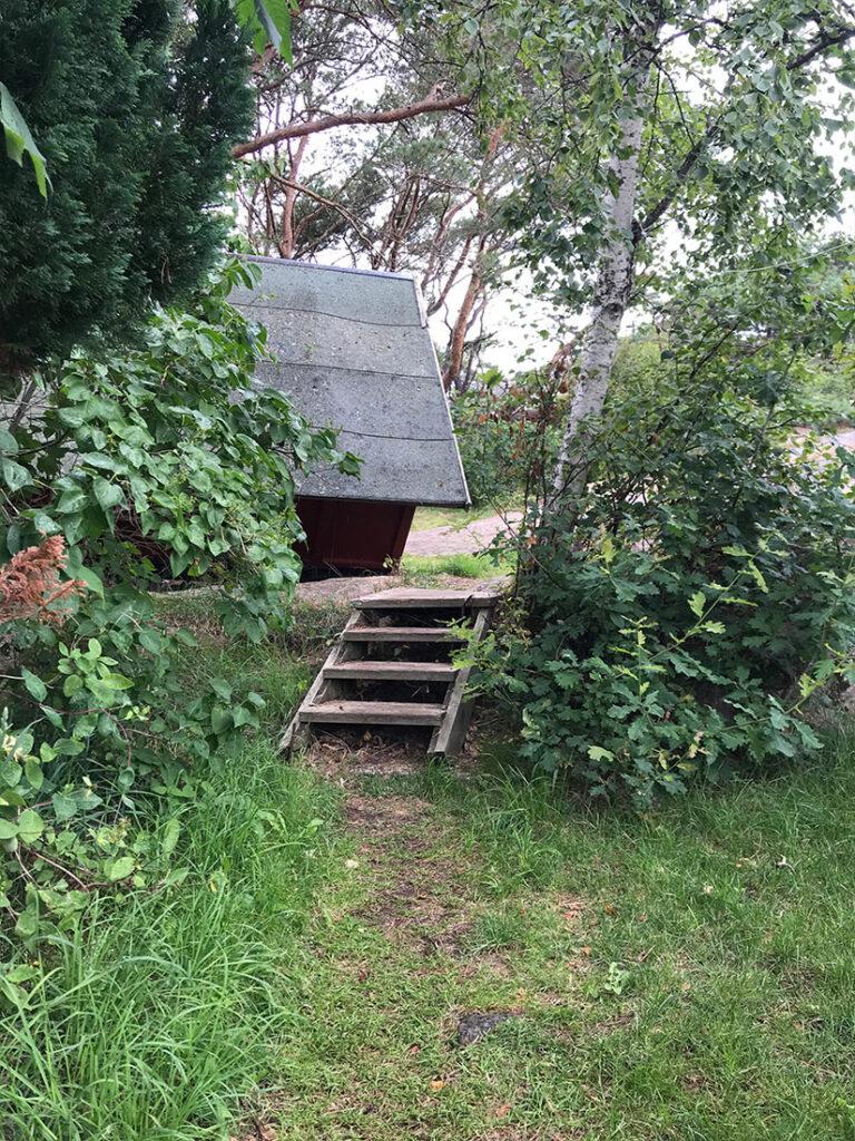 Fjällbacka Camping - Minibungalow outside